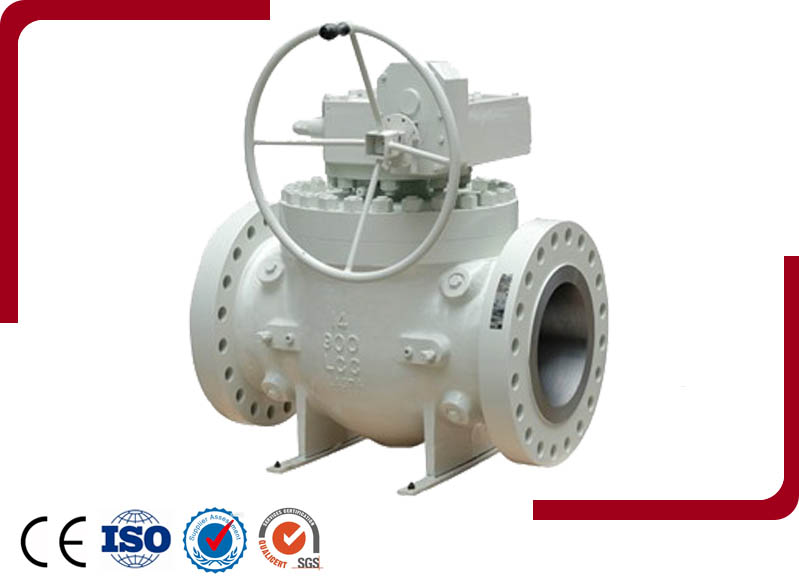 Top Enrty Ball Valve