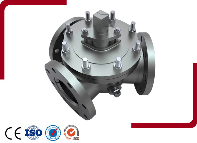Y Type 3 Way Ball Valve