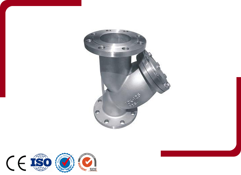 Carbon Steel Y-Strainer