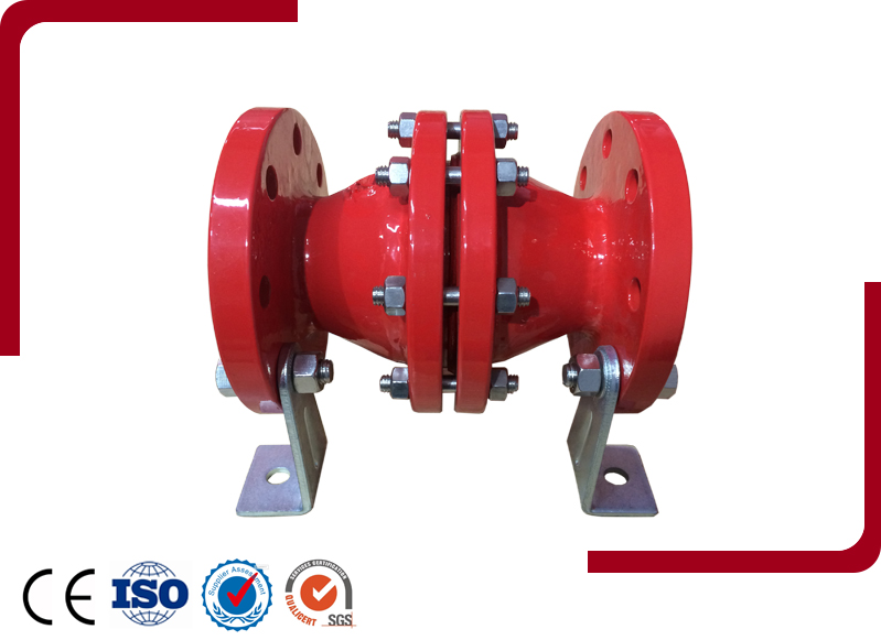 Explosion Proof Pipeline Flame Arrestor
